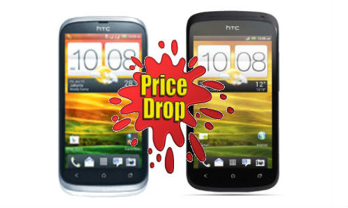 Desire V And One S Price Drop Down