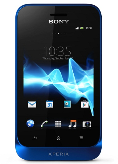 Sony XPERIA Tipo Android Smartphone