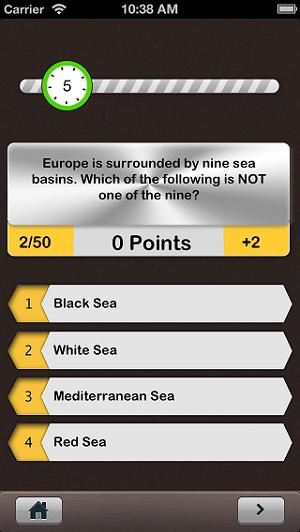 5-Minutes-Challenge-iOS-Quiz-App