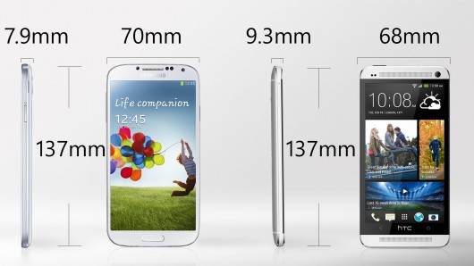 htc-one-vs-galaxy-s4-0