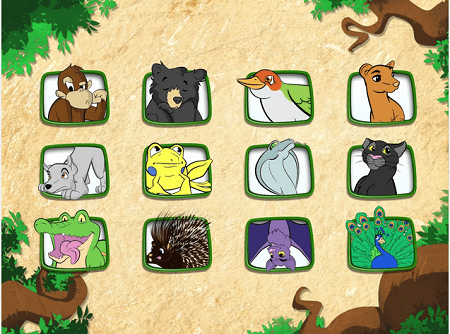 Live-Puzzle-Forest-Animals-Android-Game-2