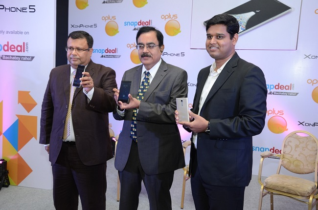 Soumitra Gupta, CEO, Oplus - Rajeev Asija, CEO, Afirserve.com - Tony Navin, Sr VP - Electronics - Snapdeal.com