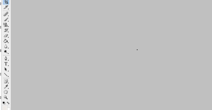 Photoshop Crop Error - Not Working