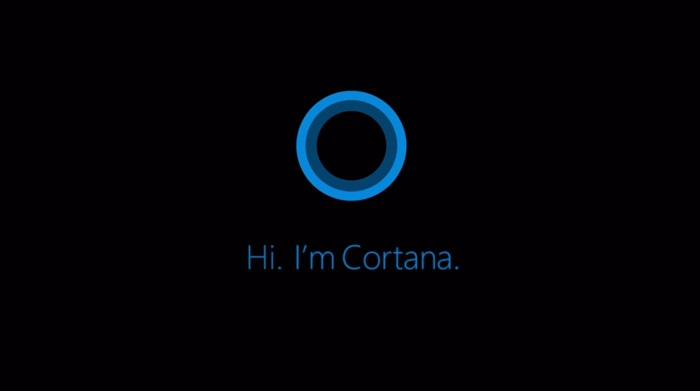 Cortana in Windows 10 Desktop OS
