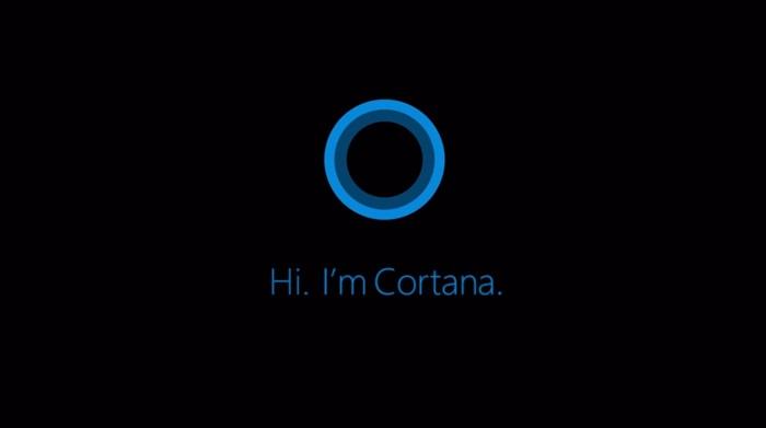 Cortana in Windows 10 Desktop OS