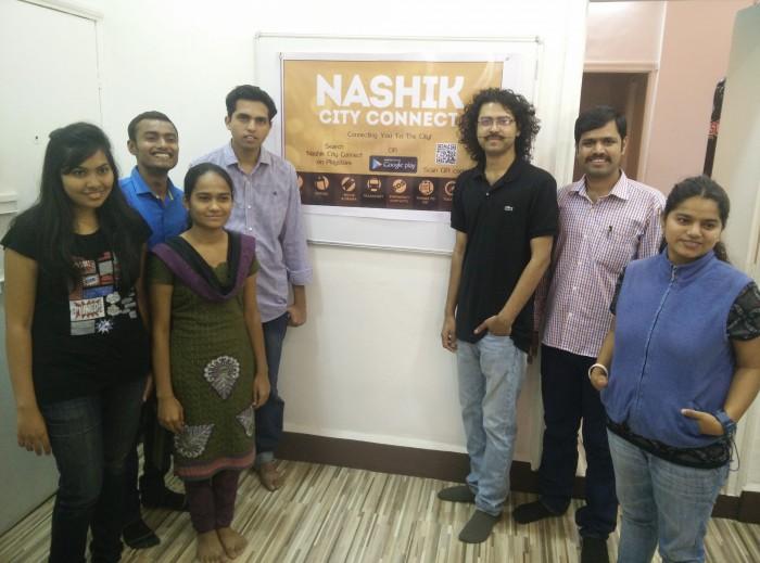 Nashik City Connect Team