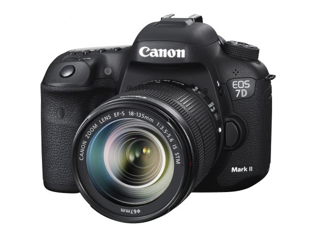 EOS 7D Mark II DSLR