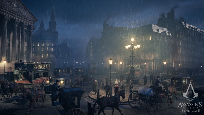 Assasin's Creed Syndicate -Dark-Story-London