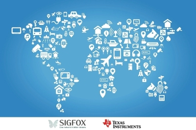 SIGFOX and TI  Internet of Things