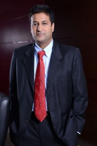 Mr. Neelesh Garg, MD and CEO of Tata AIG General Insurance Company Limit...