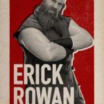 ERICK ROWAN WWE Rooster Card