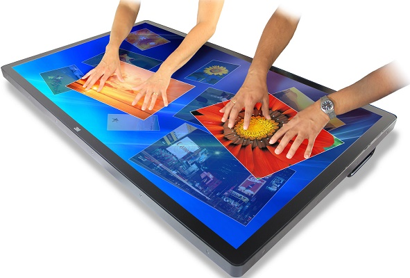 3M Multi Touch Display_65-Inch Display