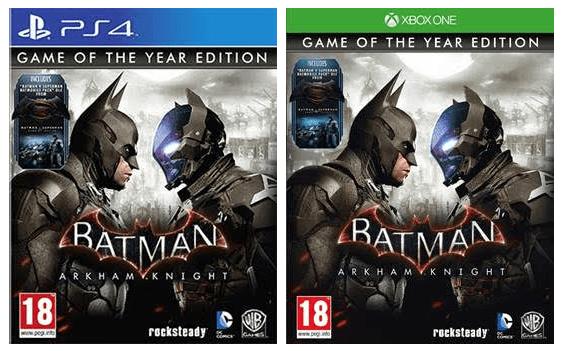 Batman Arkham Knight GOTY