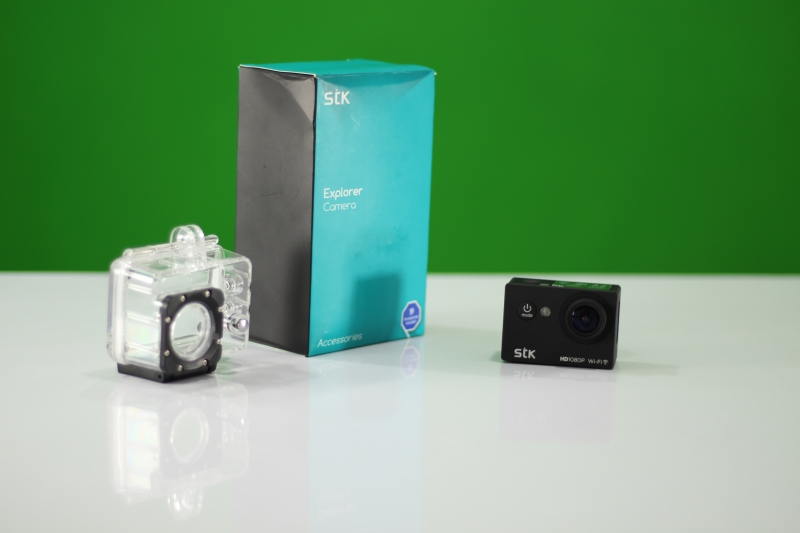 STK Explorer Action Camera Review