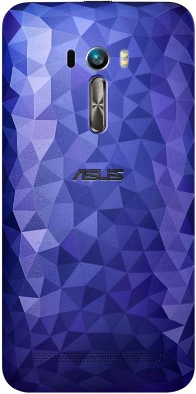 Selfie Blue_Diamond Texture
