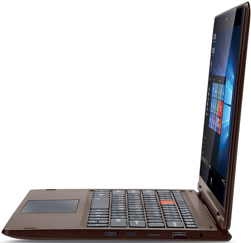 iball-compbookflip-x5-_side-view