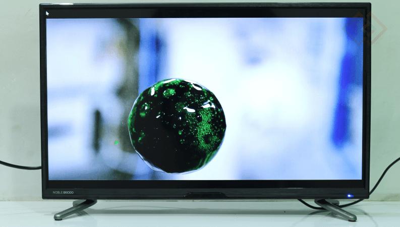 noble skiodo 32-inch tv display