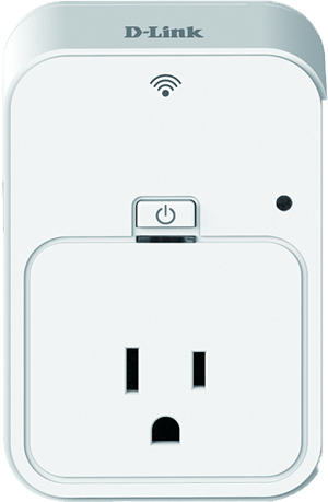d-link wireless smart plug automation
