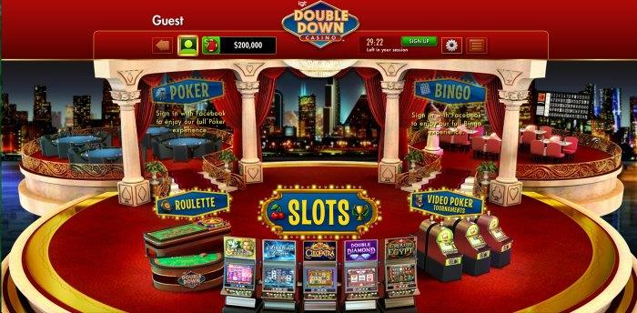 DoubleDown Casino image