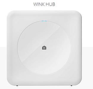 wink hub home automation