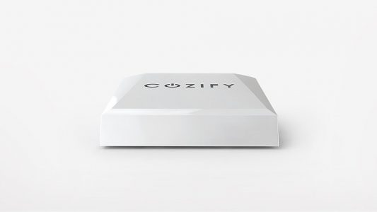 cozify home automation hub