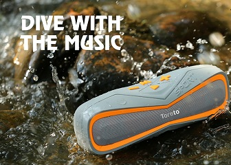 waterproof speakers