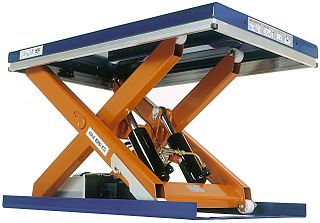 Build a Lift Table with Actuators