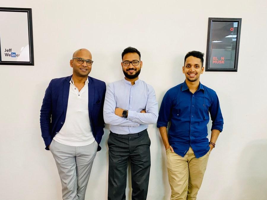 Clement Derock, Chirag Gander, Sahil Vaidhy