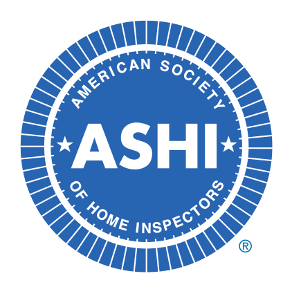 Logo of the american society of home inspectors