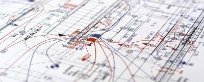 Sample electrical plans commonly found in most construction blueprints
