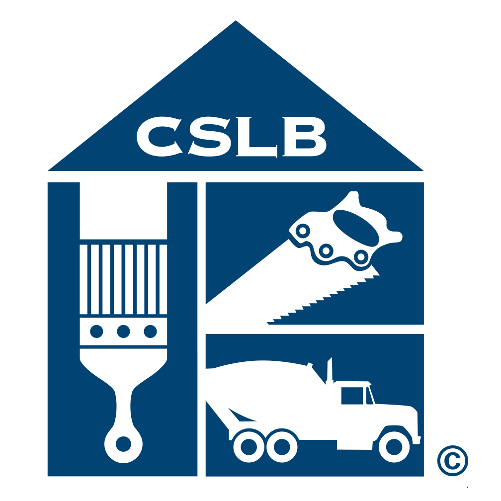 logo of the Contractors State License Board