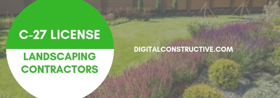 featured image for a blog post about everything you need to know to pass the landscaping license test