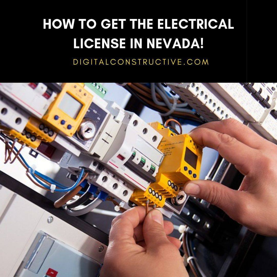 image of two hands fixing an electrical appliance. blog post covers how to get the nevada electrical contractor license