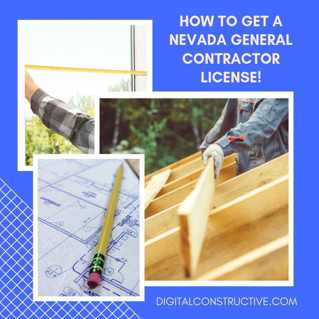 how to apply to the NSCB and get a nevada general contractor license guide