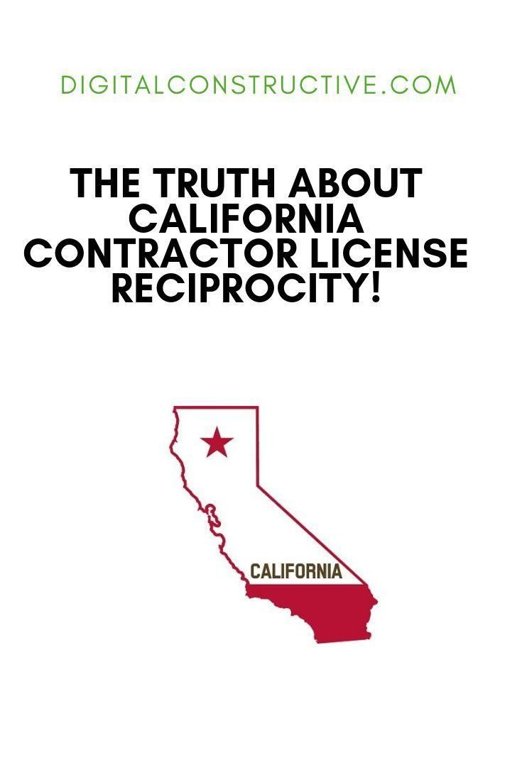 the truth about contractor license reciprocity agreements between nevada and california