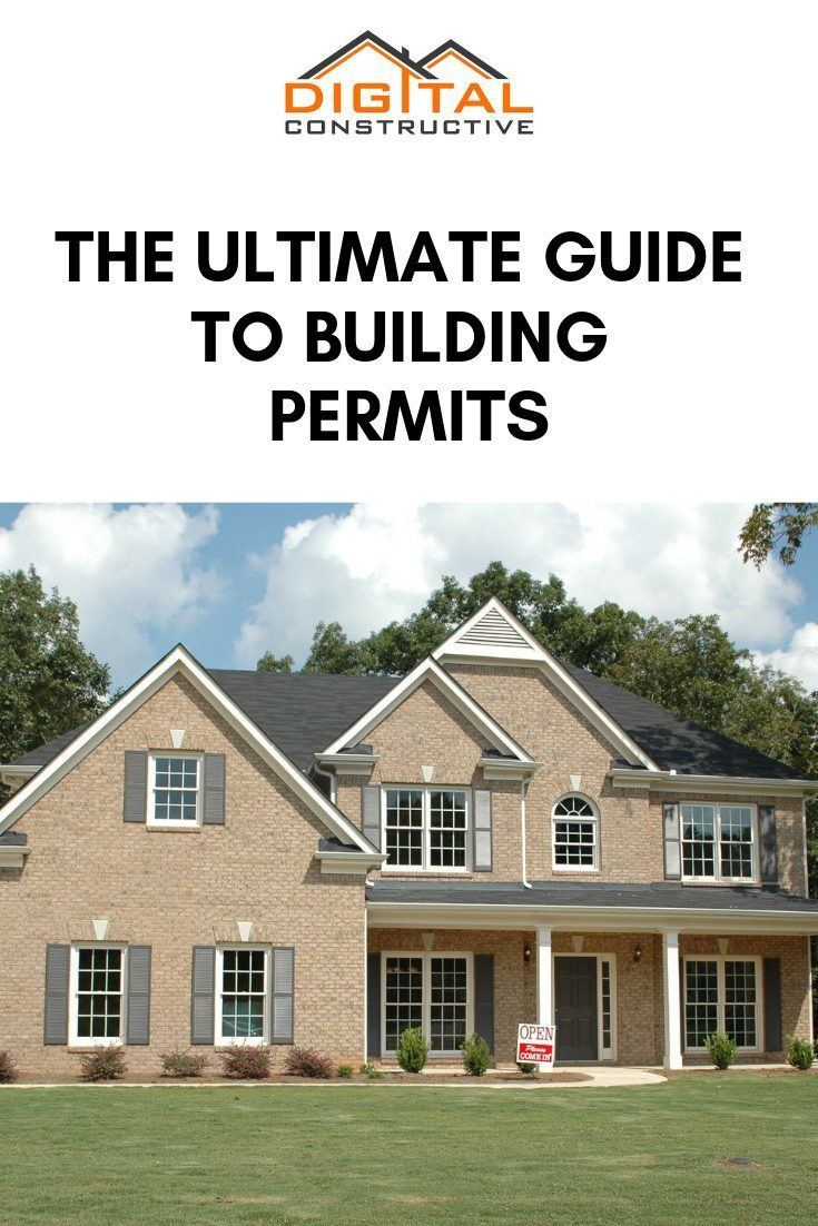 the ultimate guide to pulling building permits