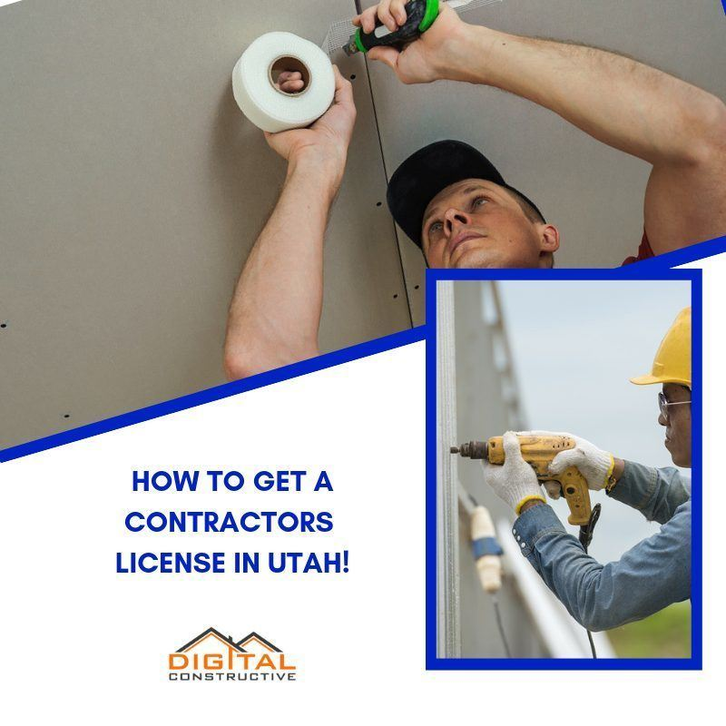 complete guide to the utah contractors license