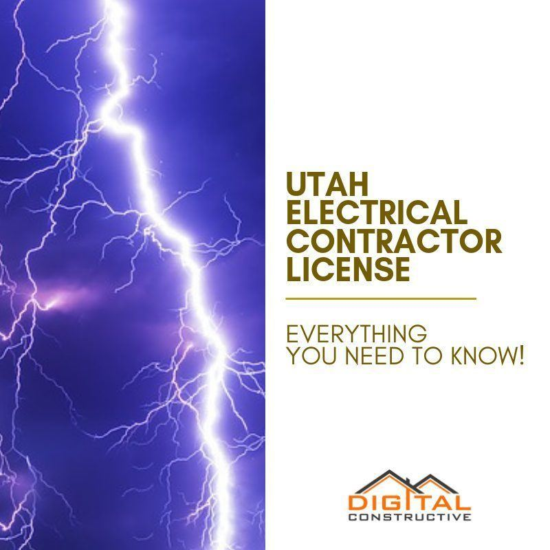 an electrical lightning bolt. the step by step guide on how to get the utah electrical license