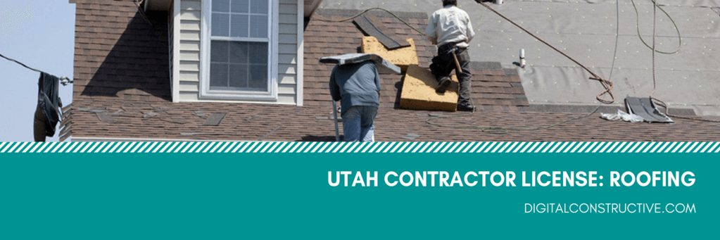 image of contractors working on a roof