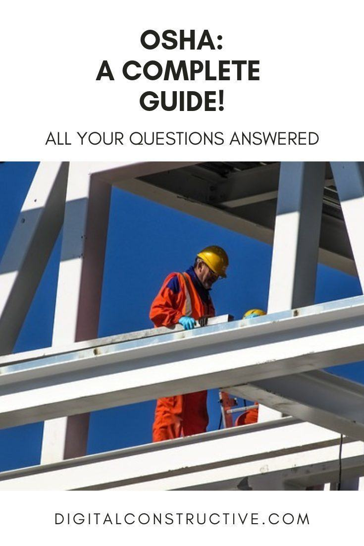 a guide to help you understand Utah OSHA requirements for those looking to get a general contractor license