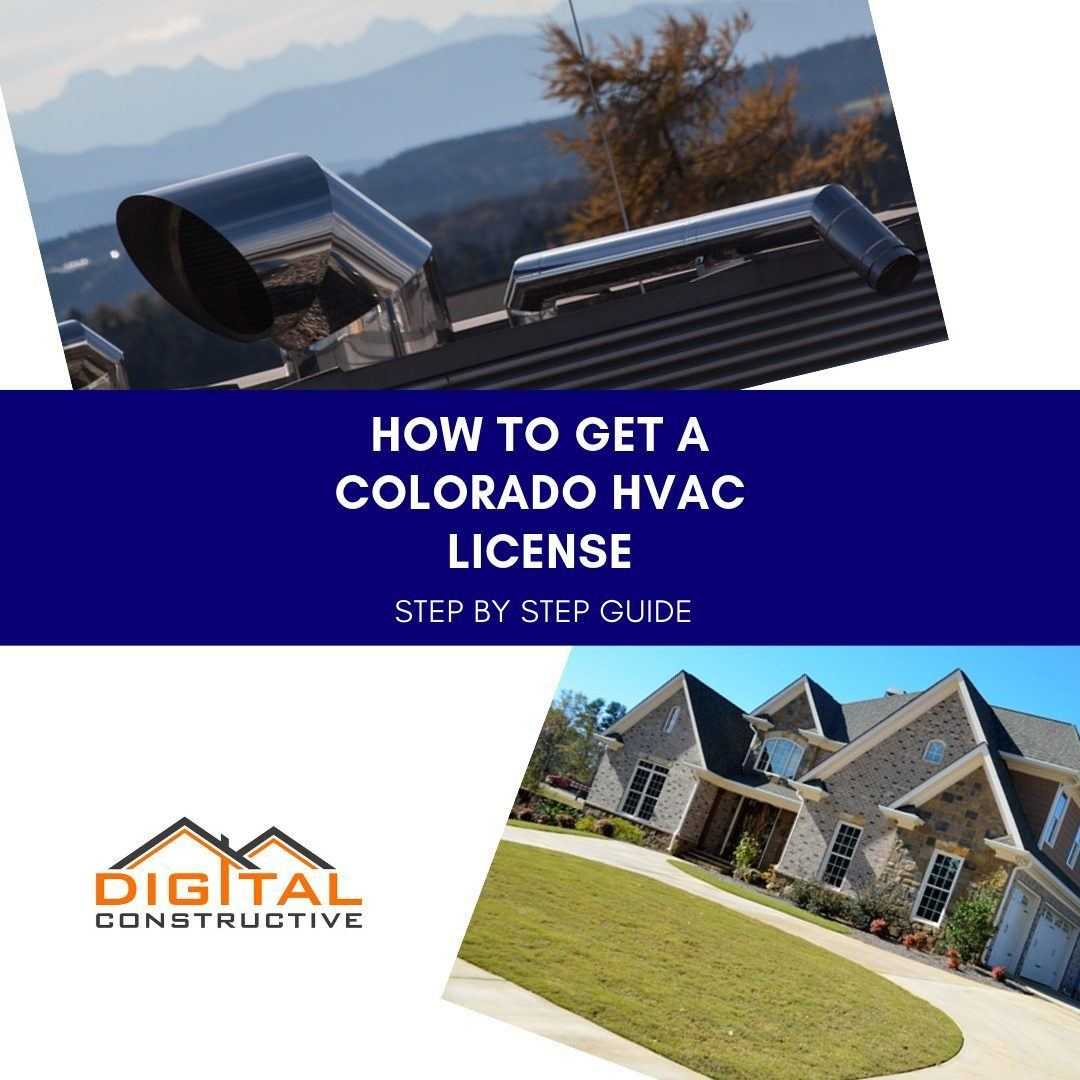 how to get a colorado hvac license