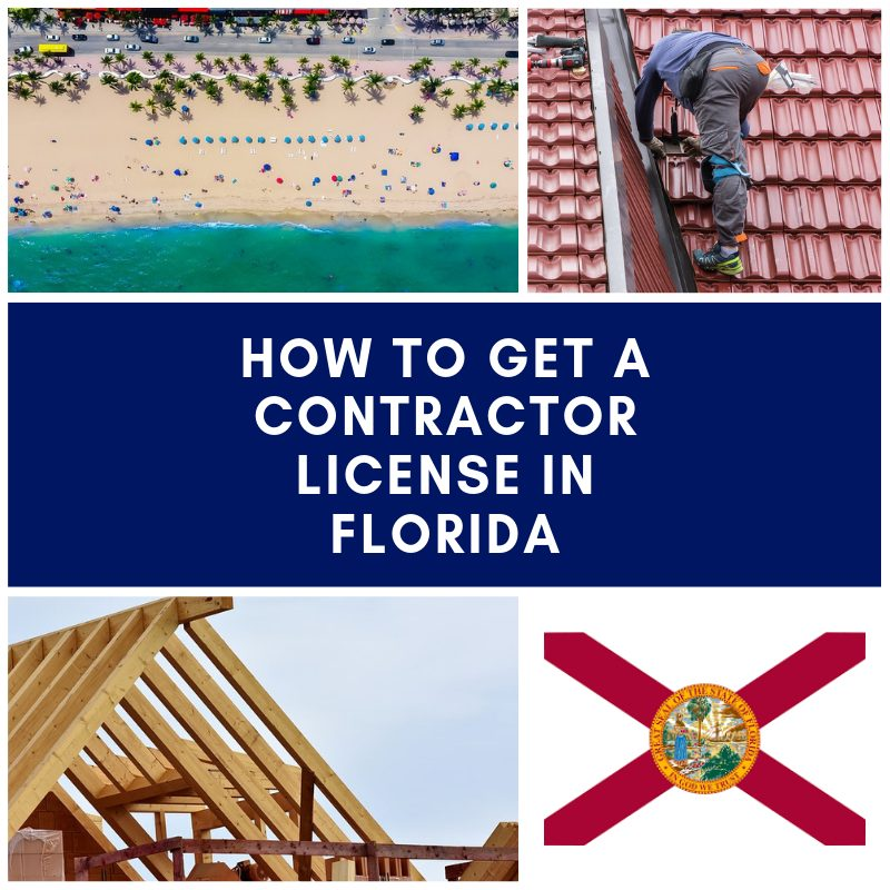 roofers looking to get licensed in florida will need to pass the contractor license exam in Florida