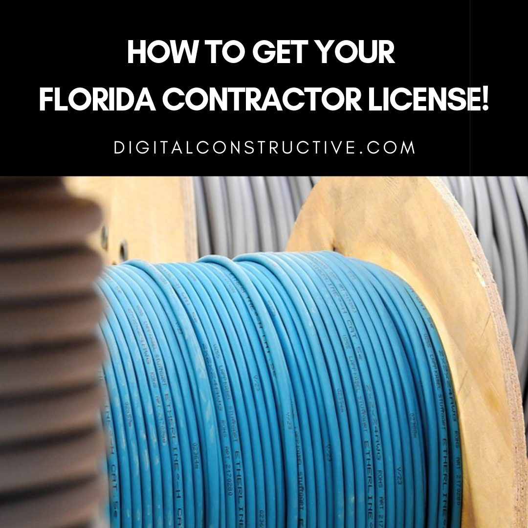 how to get your florida electrical contractor license