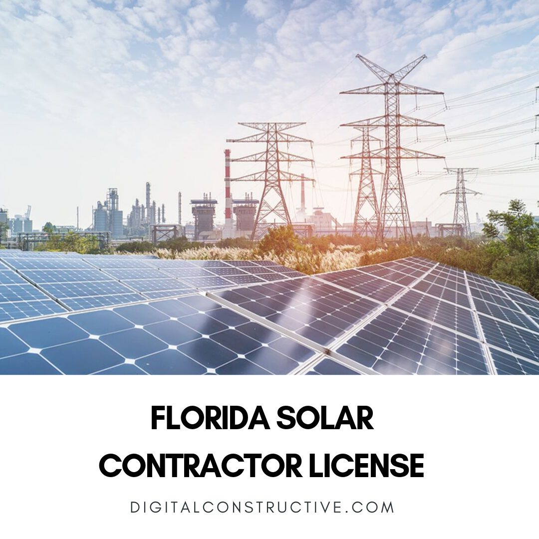 the complete florida solar contractor license guide