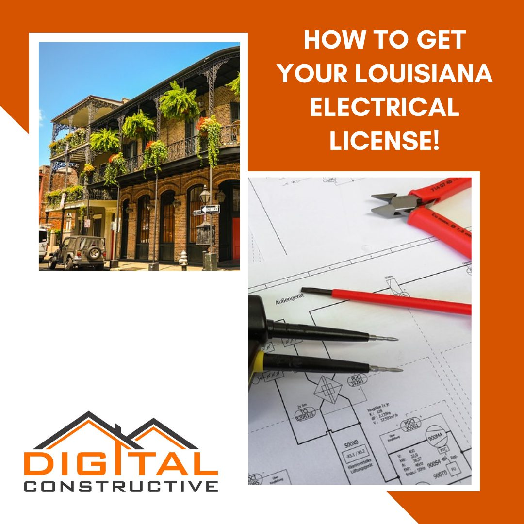 how to get your louisiana electrical contractor license fast!