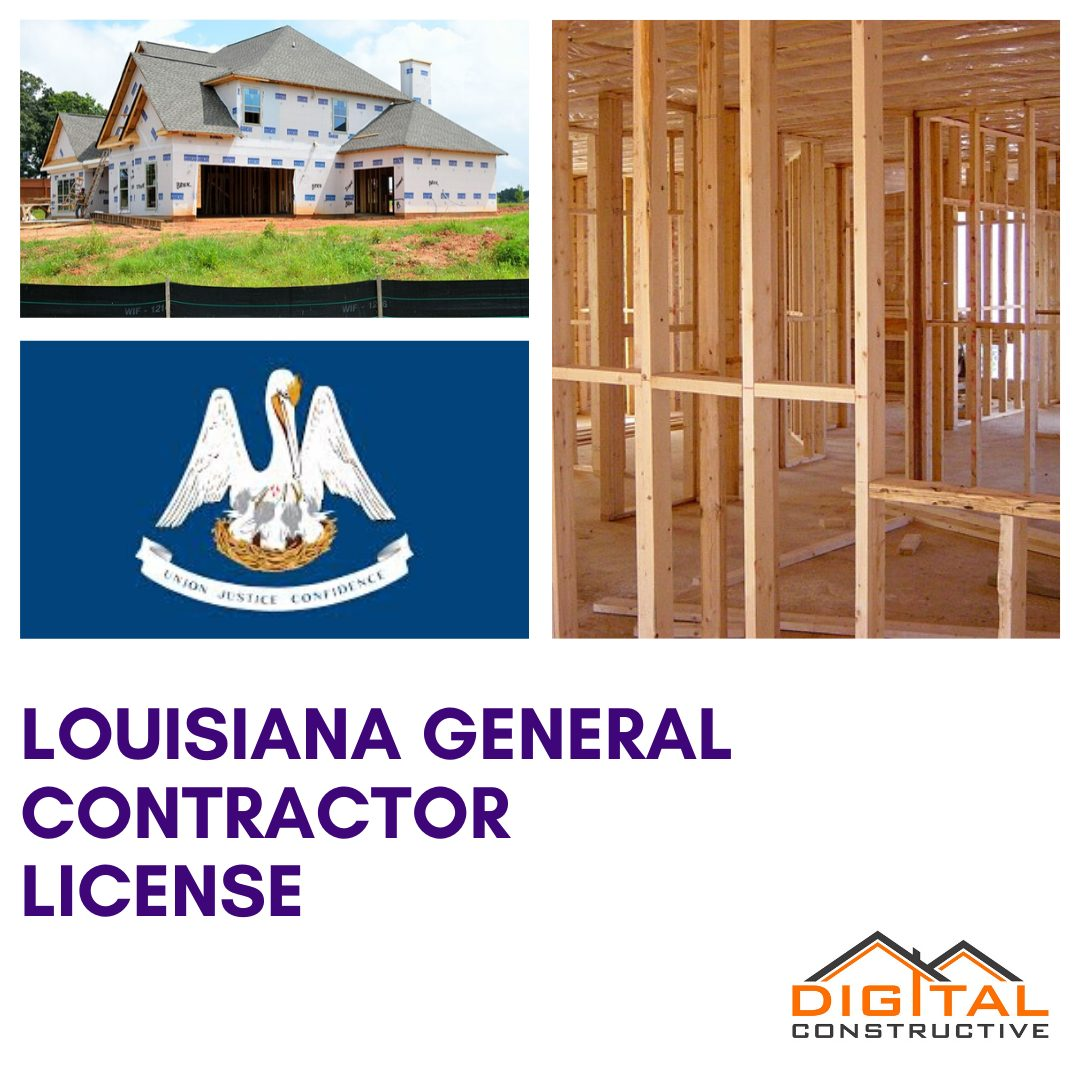 how to get your louisiana general contractor license