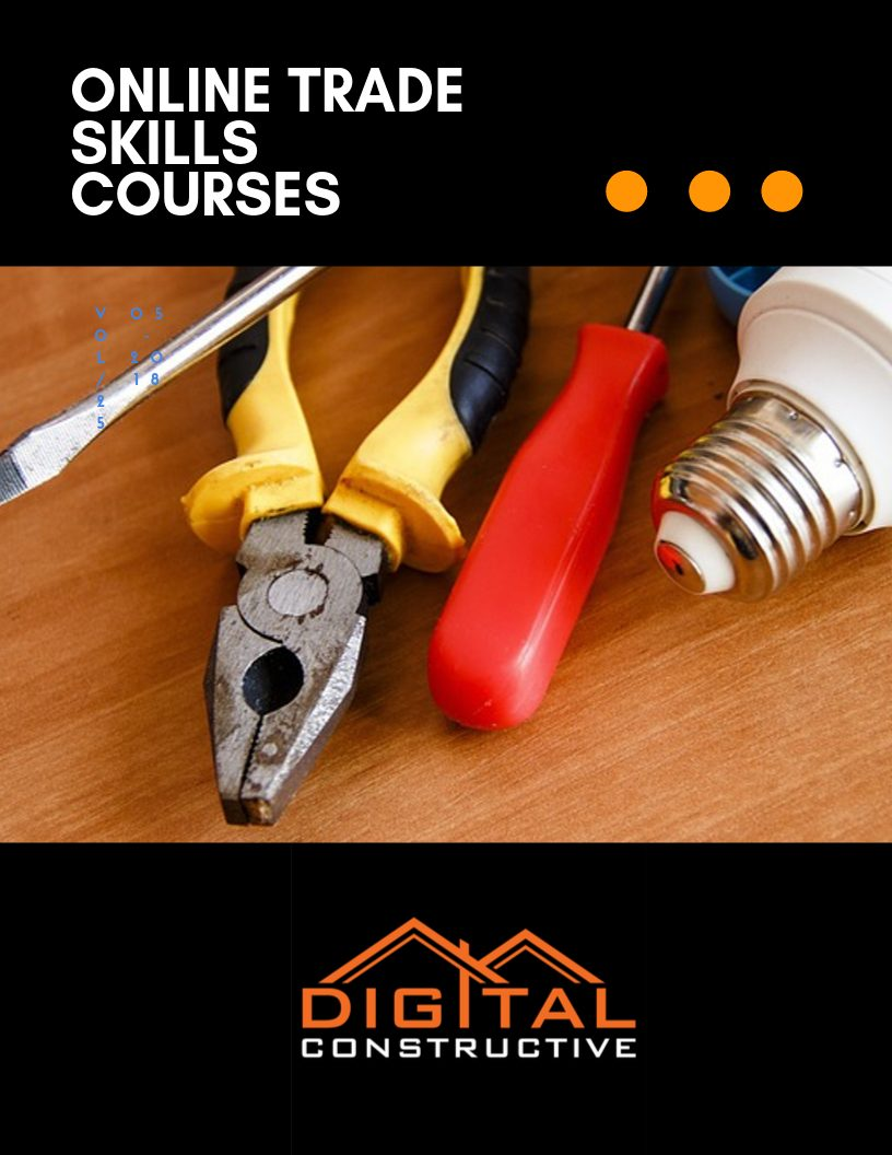 online trade skills courses for contractors looking to get licensed in the state of Alabama