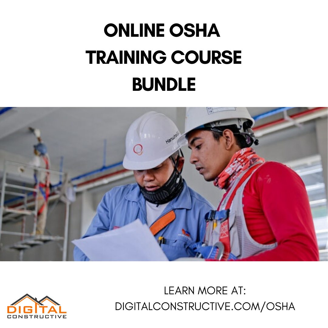 online osha course for those looking to get an alabama contractors license