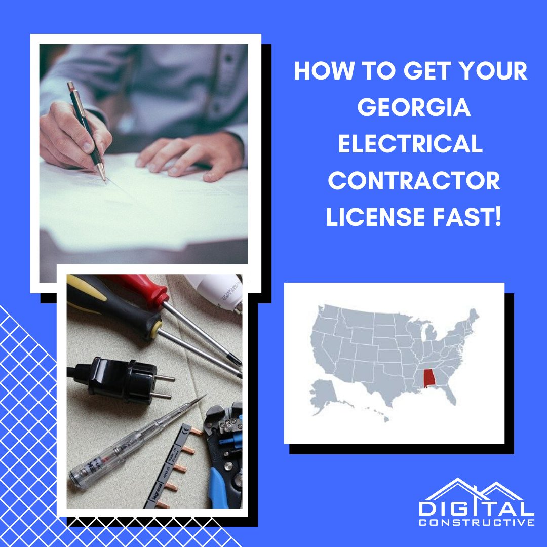 fast track to your georgial electrical contractor license test