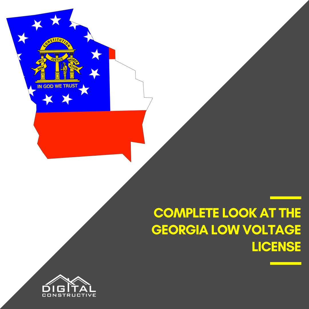 complete guide to the georgia low voltage electrical license